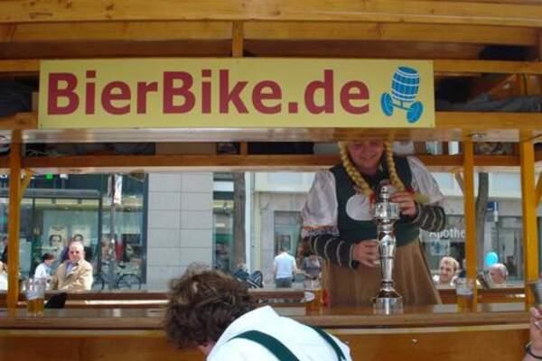 BierBike Ulm
