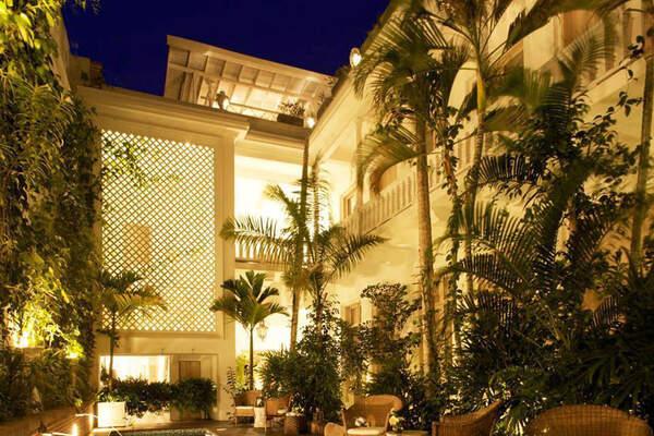 Hotel Casablanca - Cartagena