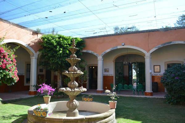 Hacienda Capellania de Loera