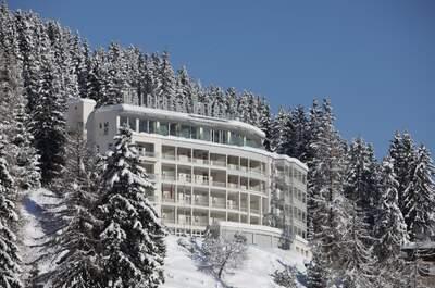 Das Waldhotel Davos