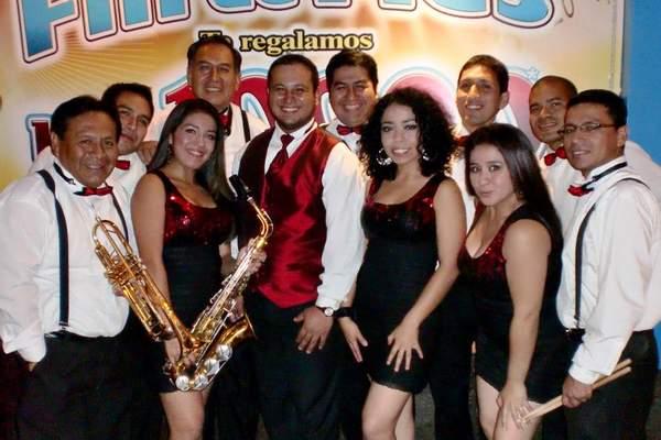 Orquesta Eric Arteta