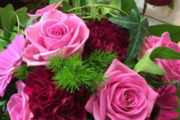 Florales Schmuckkasterl