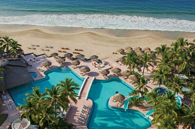 Hotel Sunscape - Ixtapa
