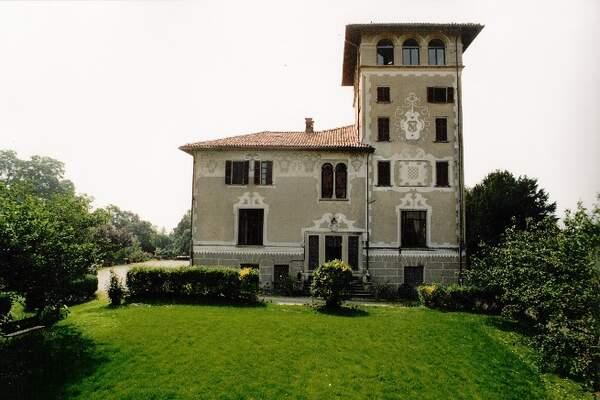 Castello Benso di Mercenasco