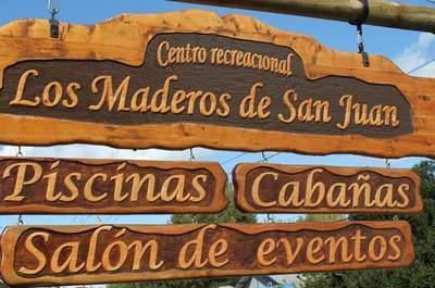 Los Maderos de San Juan