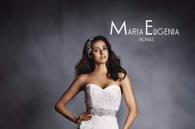 María Eugenia Novias (Alfred Angelo)