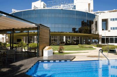 Hotel Silken Al-Andalus Palace Sevilla
