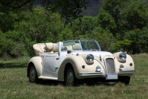 Cabrio Wedding Cars
