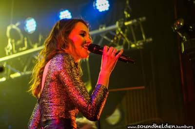 Event-Sängerin Mareike Plota