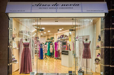 Aires de novia - Outlet Novia & Ceremonia