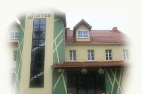 Centrum konferencyjno - hotelowe FLorres