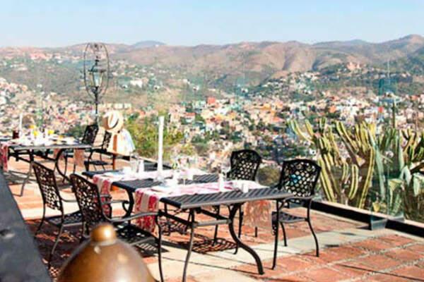 Hotel Misión Casa Colorada - Guanajuato