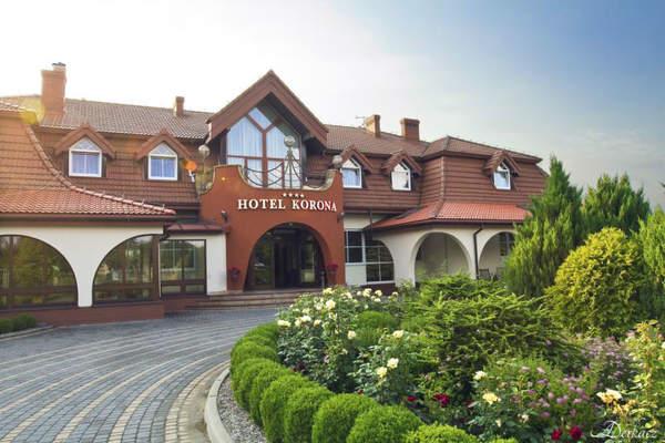 Sala bankietowa Hotelu Korona