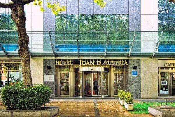 Hotel Silken Juan de Austria Valladolid