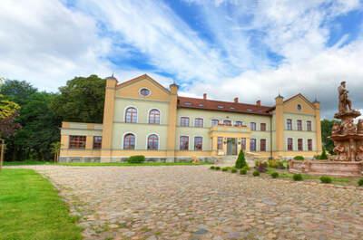Pałac Myśliwski Słonowice
