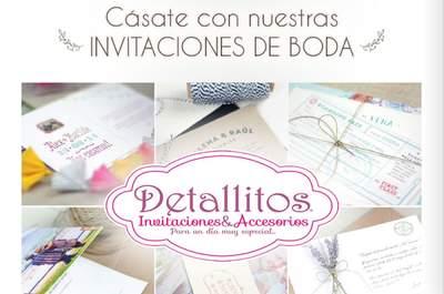 Detallitos  Invitaciones & Accesorios