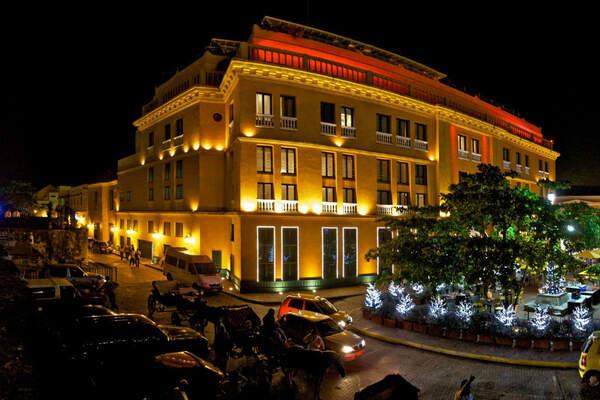 Hotel Charleston Santa Teresa Cartagena - Luna de Miel