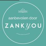 aanbevolen door Zankyou