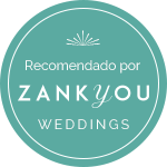 Recomendado por Zankyou Weddings