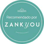 Company recommended by Zankyou Weddings