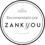 Empresa recomendada por Zankyou Bodas