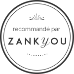Recommandé par Zankyou Weddings