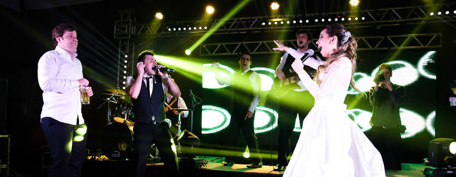 Banda Ópera Soul- Casamento no Espaço Infinitto