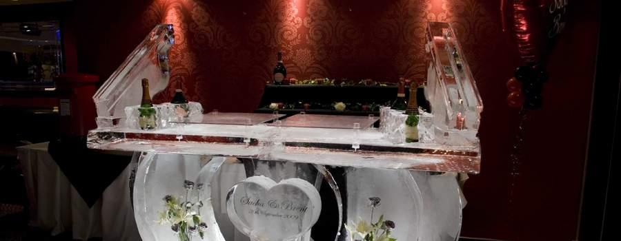 Bar de Hielo Matrimonio