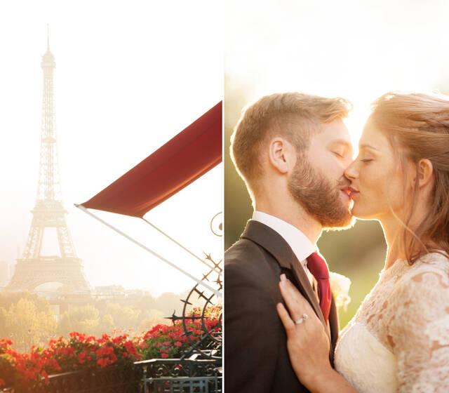 Photographe de mariage fine art - Mariage de luxe