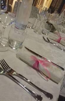 Sala in rosa