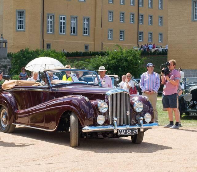 Bentley Rtype 1954