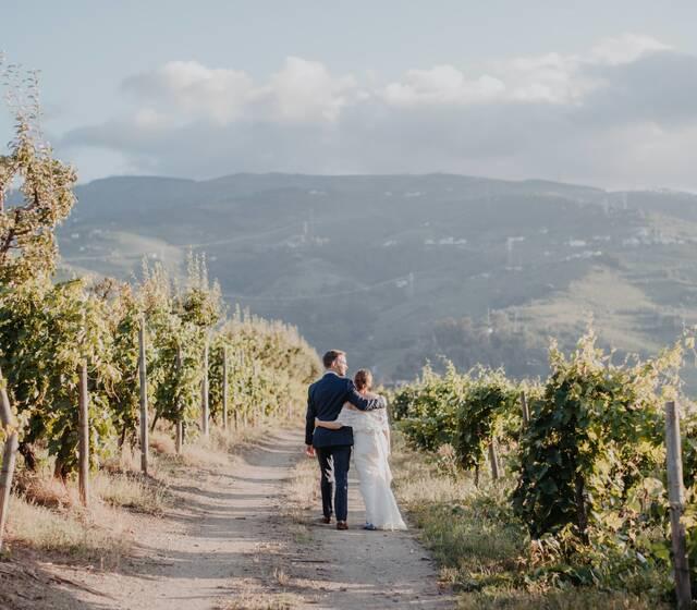 Destination  Wedding - Douro Vally
