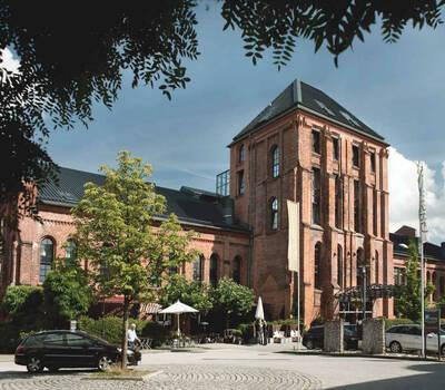 Beispiel: Außenansicht, Foto: Gastwerk Hotel.