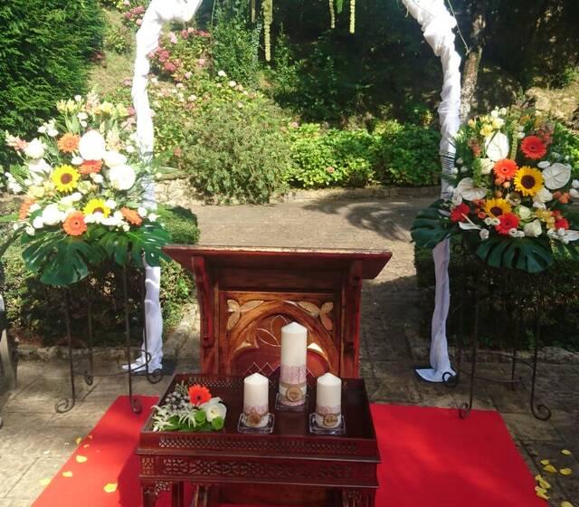 ceremonia civil exterior