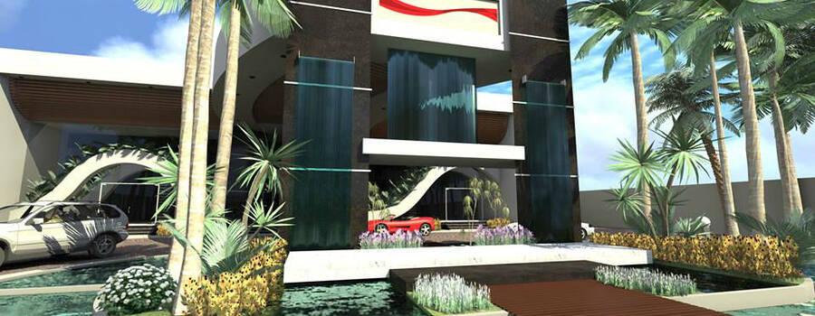 Jardines y Salones Galaxy en Jalisco