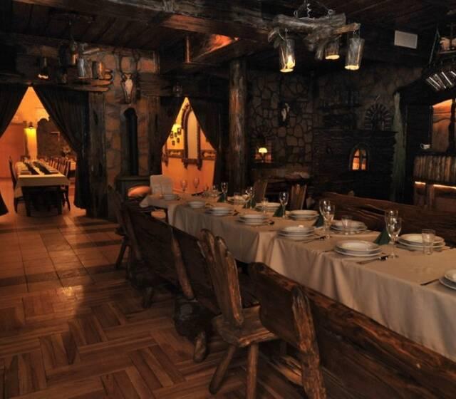 Restauracja Myśliwska w Opolu