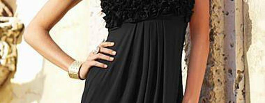 Beispiel: Festkleid, Foto: Amormoda.de.