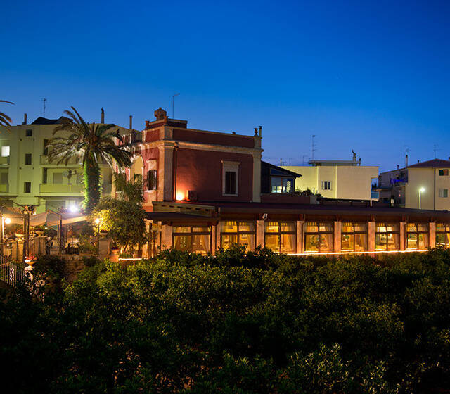 Villa degli Aranci
