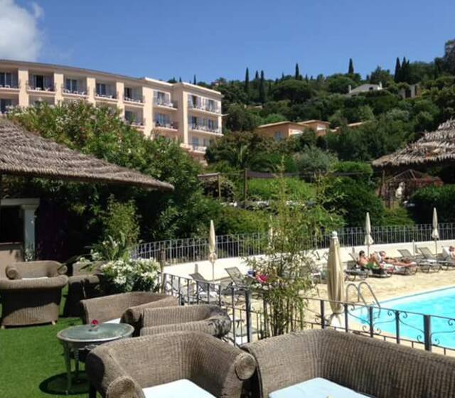 HOTEL RESIDENCE BEACH CAVALAIRE