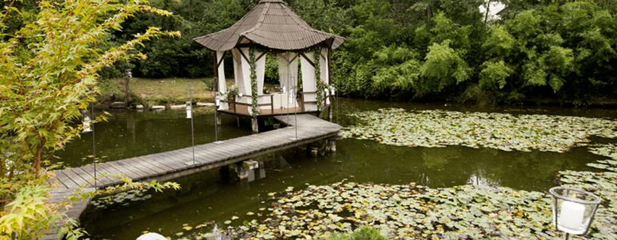 Un'oasi nel verde