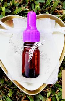 Recuerdos para Boda - Aceites Corporales 100% naturales - Caramel 5 ml