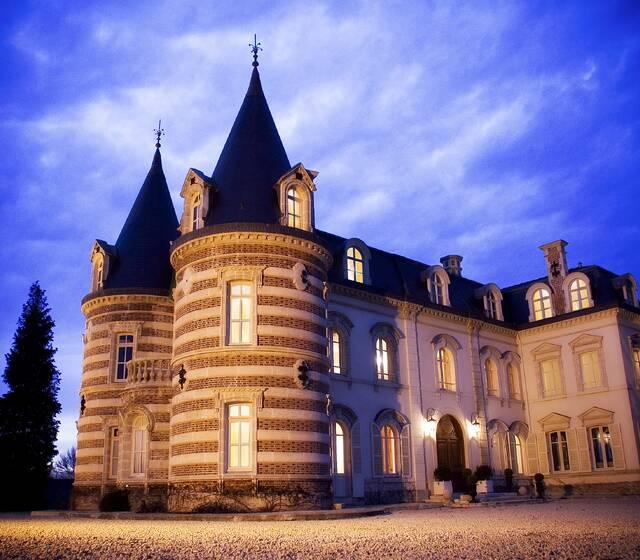 © Château Comtesse Lafond
