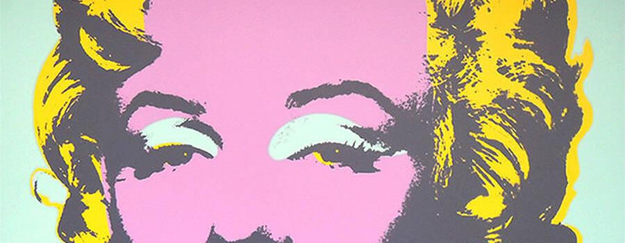 Andy Warhol - Marilyn IX