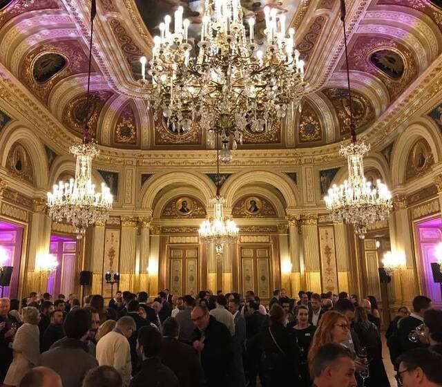 Cocktail Dinatoire Opéra de Bordeaux