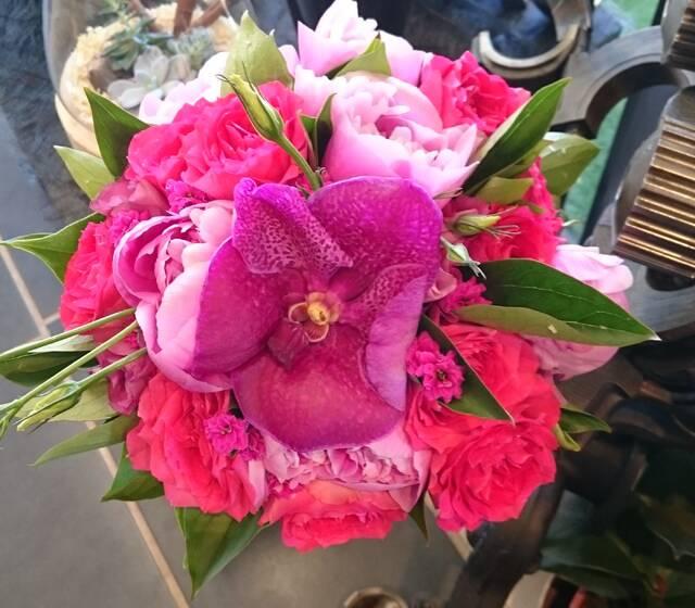 lesfleursdirene bouquet Charlène