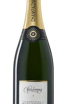 Champagne Chardonnay Brut tout en légèreté et en finesse. (Guide Hachette 2016)