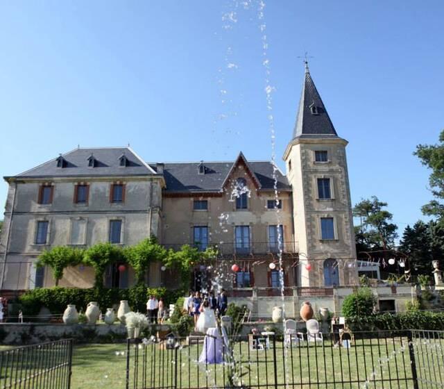 © Château de Gourdan