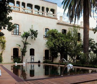 Hotel Palacio de Bailío.