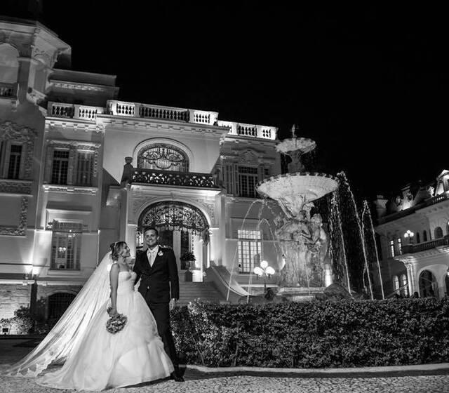 Marcela & Pedro - Palácio dos Cedros