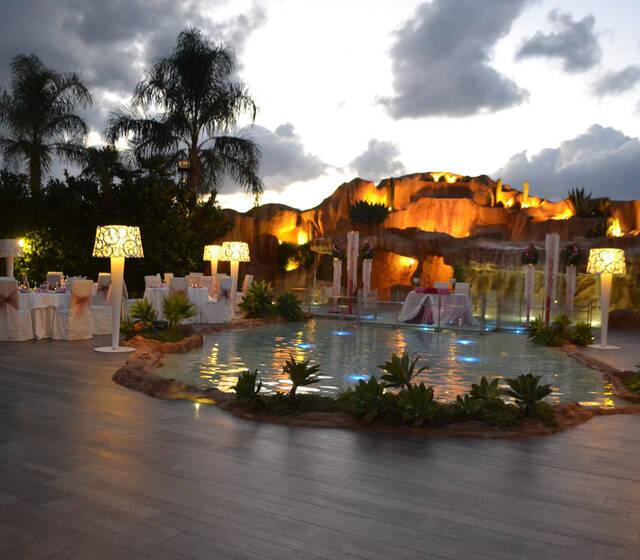 Villa Fabiana Ricevimenti